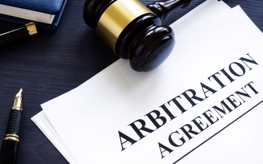 Arbitration…Who Says So?